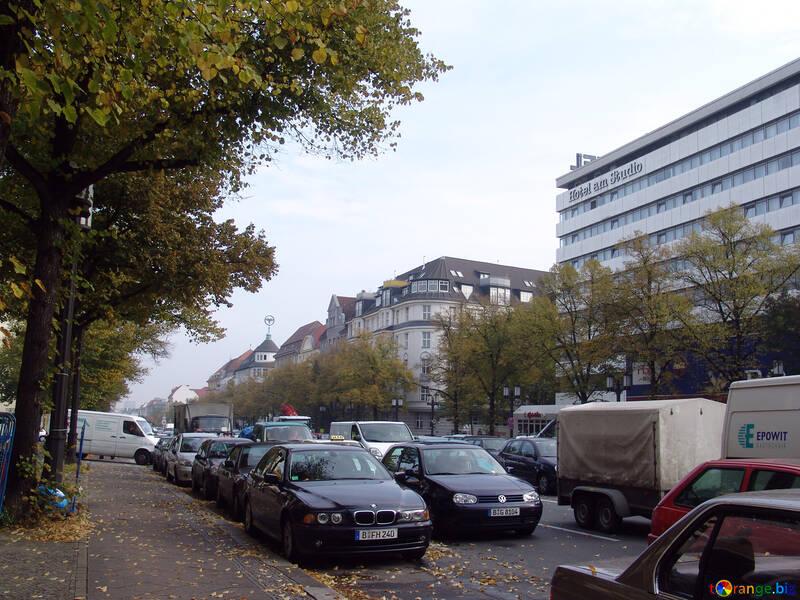Städtische Straße in Europa №11679