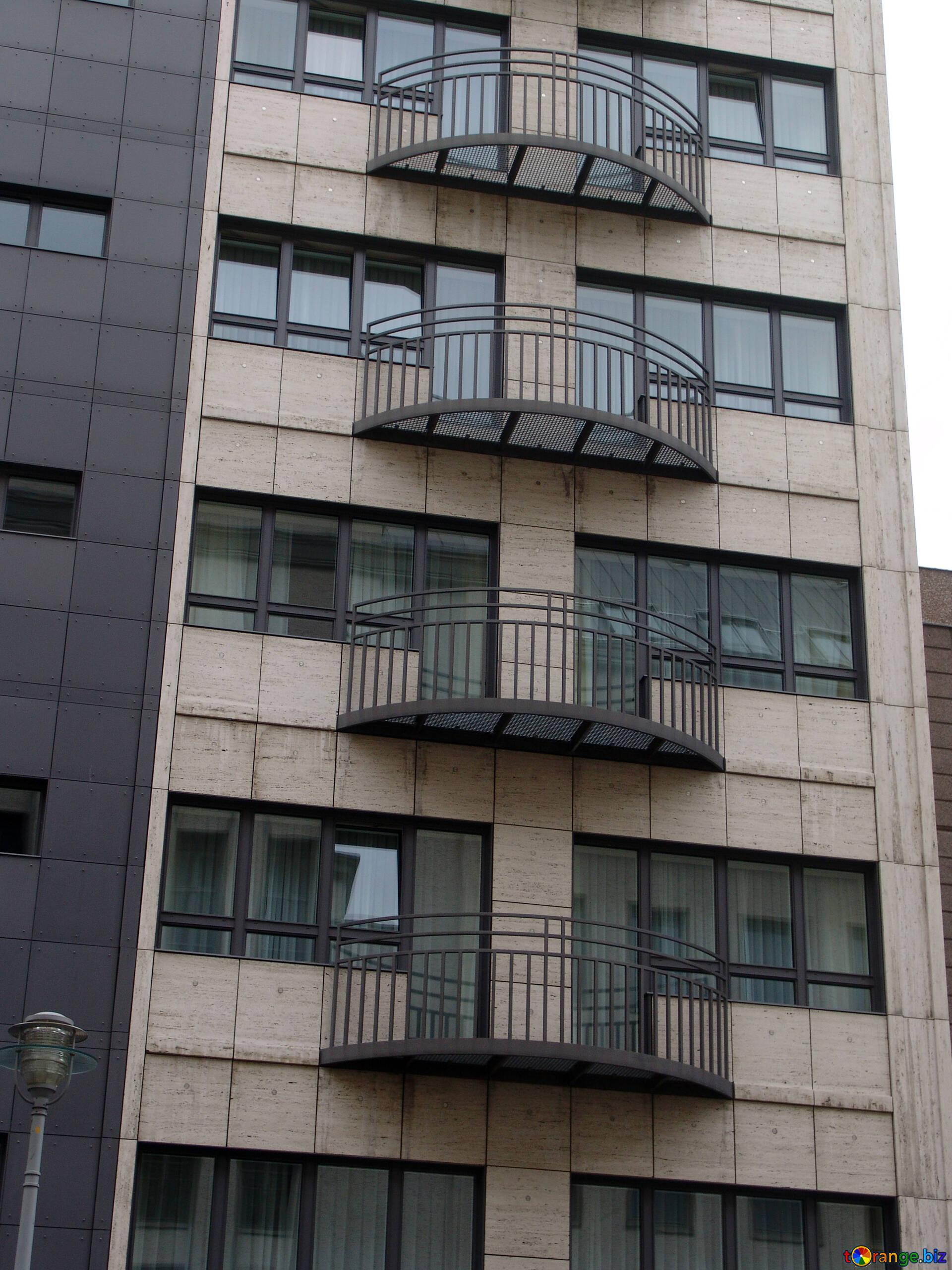 Balconies Transparent Balcony Berlin 12103