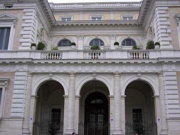 Klassischer italienischer Architektur №12350