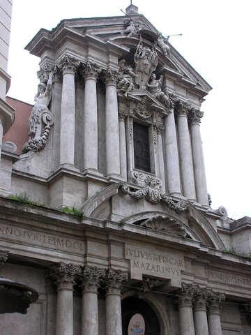 Römische Architektur №12520