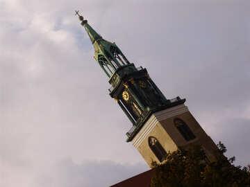 The Clock Tower №12183
