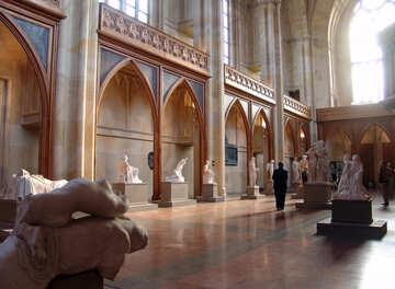 Fridrihsverdershe church. Sculpture. №12132