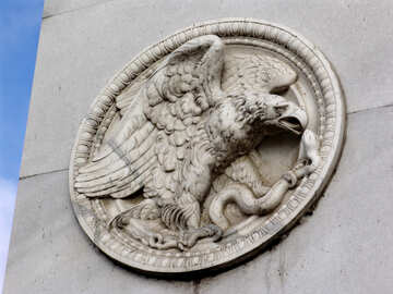 Орел и змея №12185