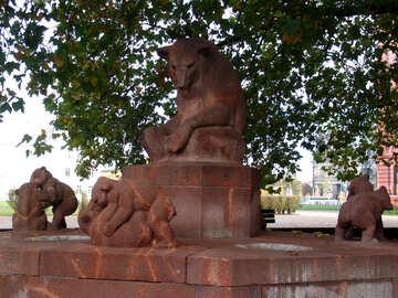 Berlin Bears №12154