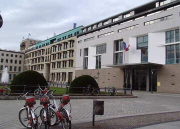 Biciclette parcheggio in Europa №12069