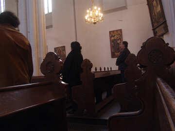 Menschen in der Kirche №12190
