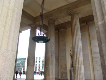 Colonnade in Berlin №12028