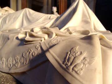 Marble veil №12145
