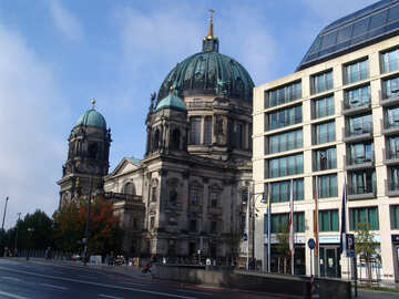 Berlin Cathedral №12118