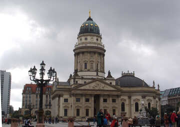 French Cathedral in Berlin №12079