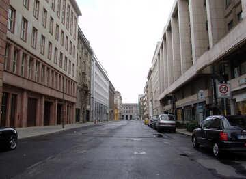 Deserted street №12040