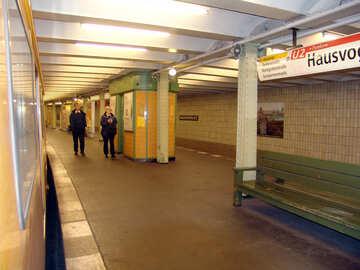 European subway  №12192