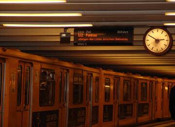 Subway  №12052