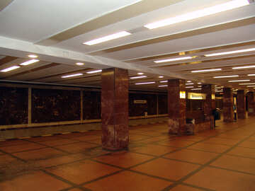 Subway station in Berlin №12095