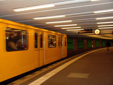Subway train №12093