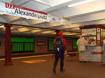 Metropolitana di Berlino №12080
