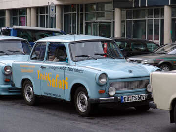 Trabant №12123