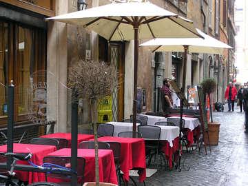 Cafe romano №12441