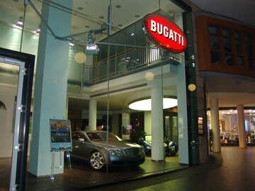 Bugatti Car Dealer №12005