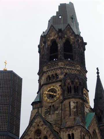 Kaiser Wilhelm Memorial Church №12091