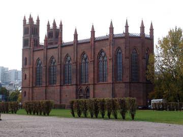 Chiesa neo-gotica Berlino №12036