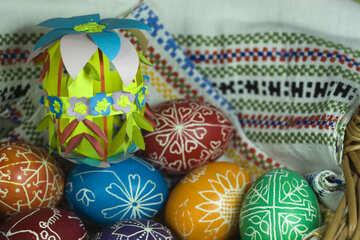 Paper Easter Egg №12280