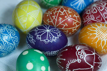 Easter eggs №12281