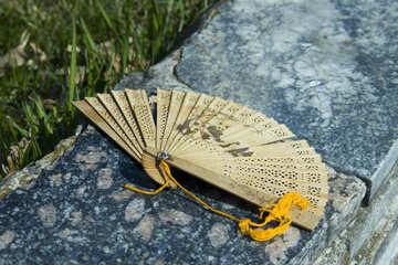 Broken fan №12746