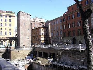Excavaciones arqueológicas en Roma №12289