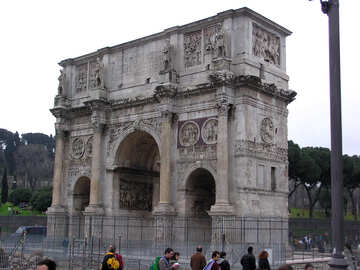 Arch of Constantine №12436