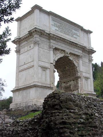 Roman Arch №12465