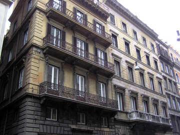 Balcone italiano №12294