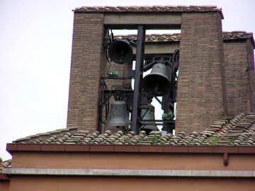 Italian campanile №12315