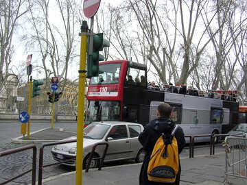 Tour bus convertible №12383