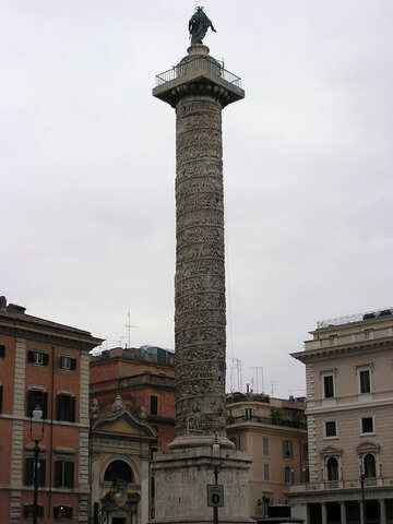 Column of Marcus Aurelius №12288