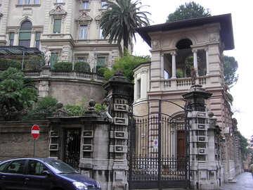 Итальянские ворота №12309