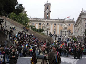 The demonstration in Italy №12556