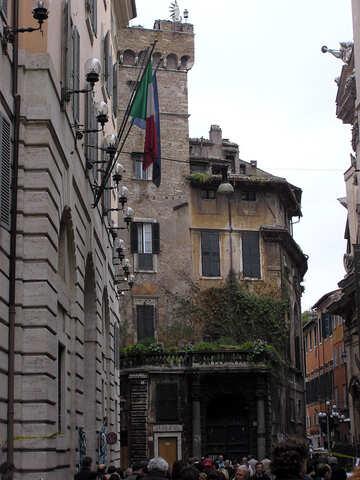 Italian street №12511