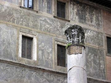 Pinturas murales de la antigua Roma №12483