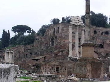 Ruinas históricas №12378