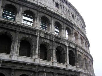 The Roman Coliseum №12422
