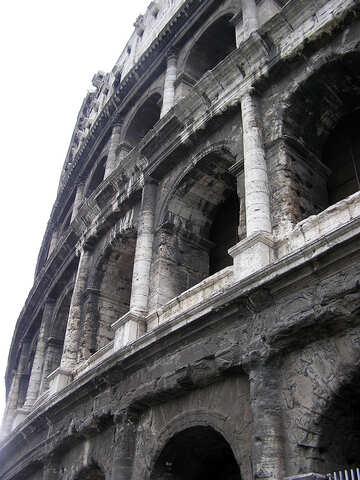 The Roman Coliseum №12524