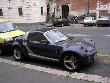 Small car №12621