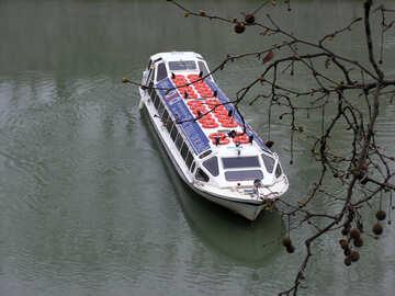Pleasure boat №12366