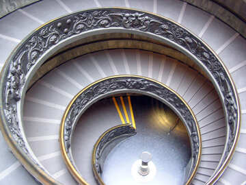 Vatican Stairs №12557