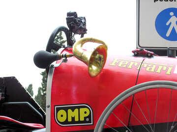 Car horn №12588