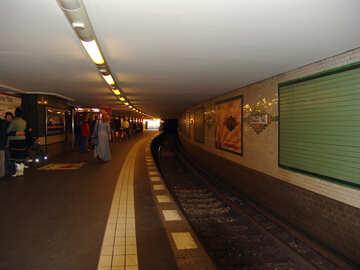Europäische u-Bahn №12064