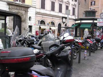 Roman motorcycles №12473