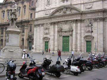 Moto Roma №12424