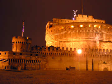 Night in Rome №12339